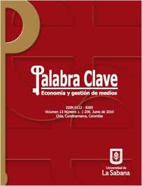 Ver Vol. 13 Núm. 1 (2010): Economía y gestión de medios