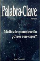Ver Vol. 7 (2002): Medios de comunicación ¿Creer o no creer?